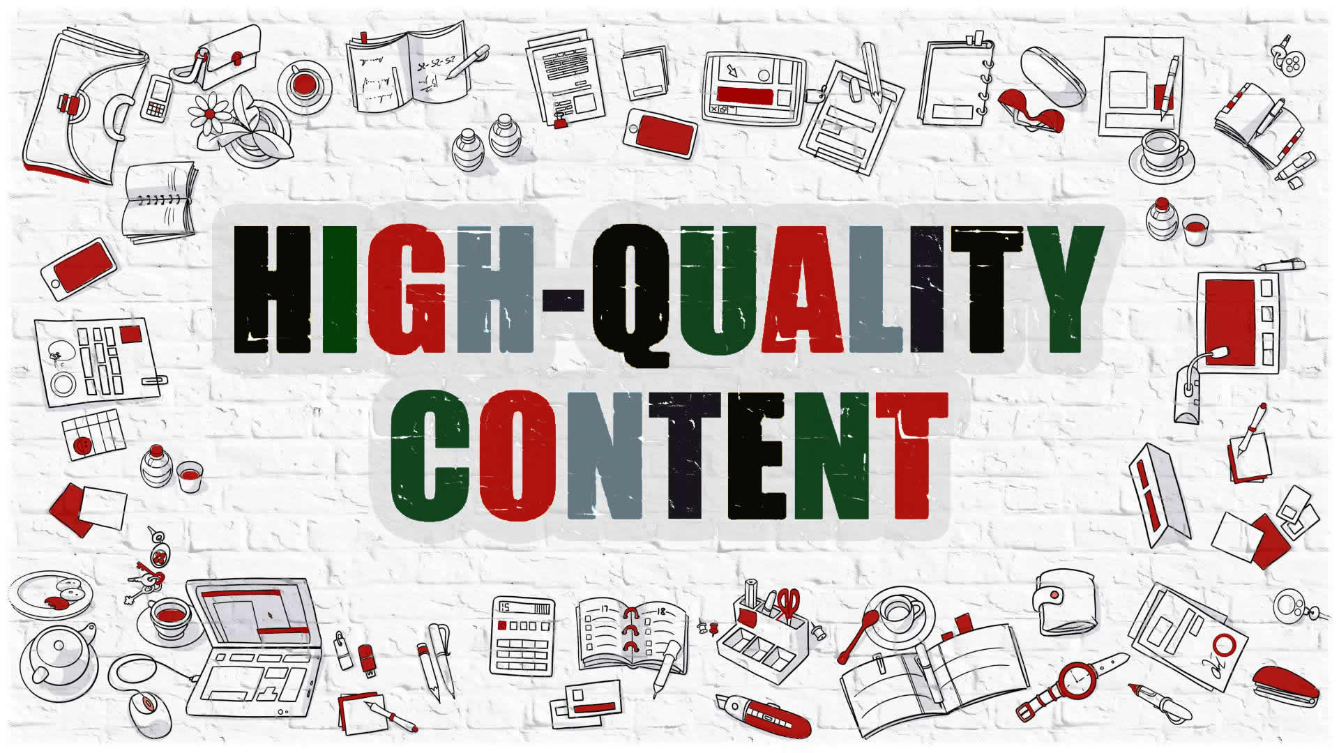 High Quality Content Writer