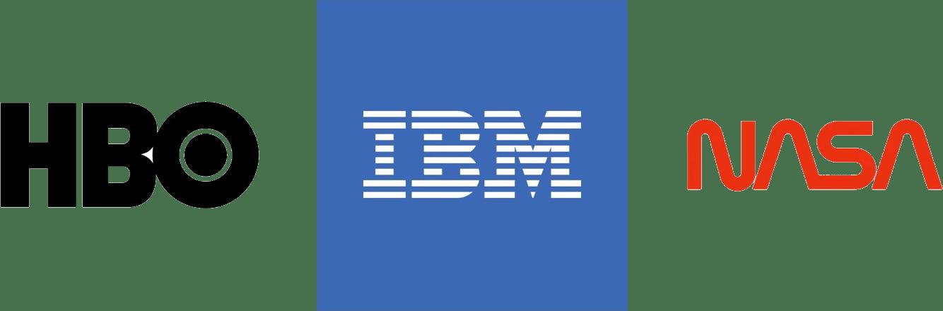 Letter Typography Based Logo