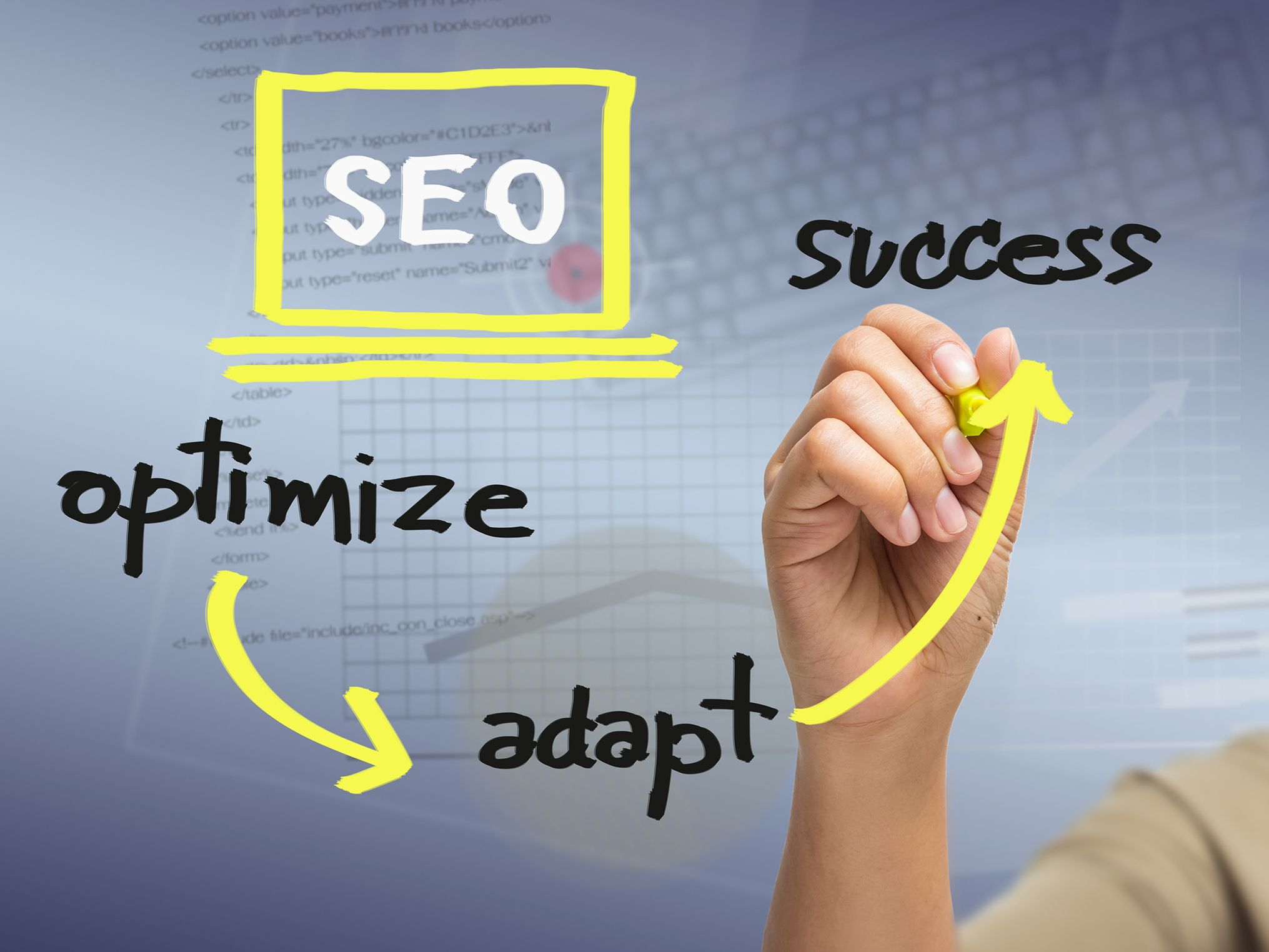 Search Engine Optimization Marketing Services