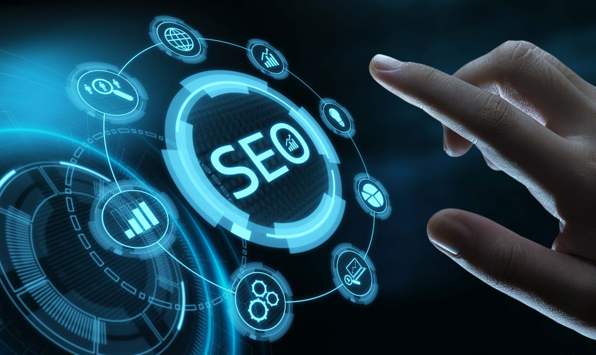 SEO Search Engine Optimization Marketing Ranking