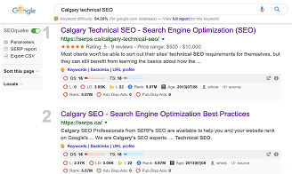 Technical SEO Calgary