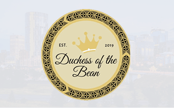 Duchess of the Bean Logo Canada