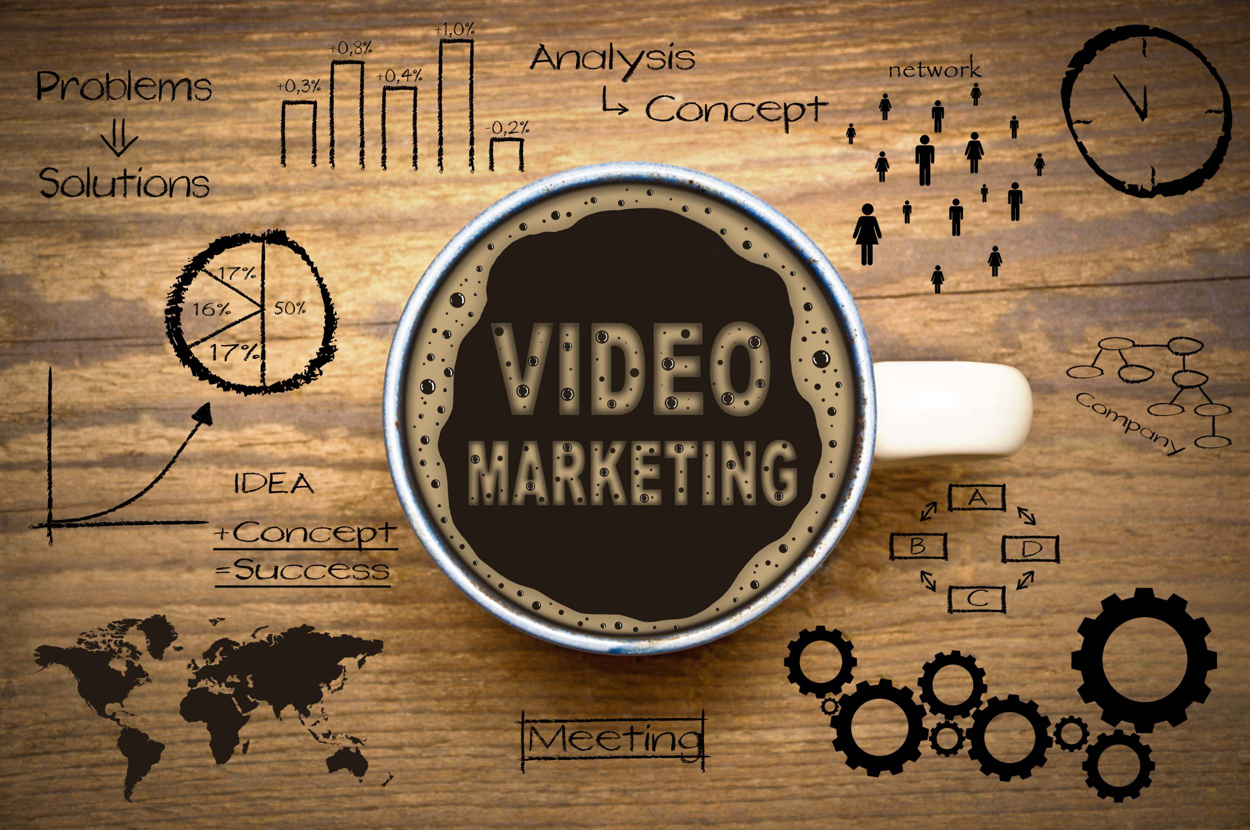 Video SEO in Content Marketing
